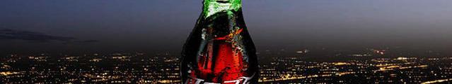 """可口可乐的""""节点""""营销"""